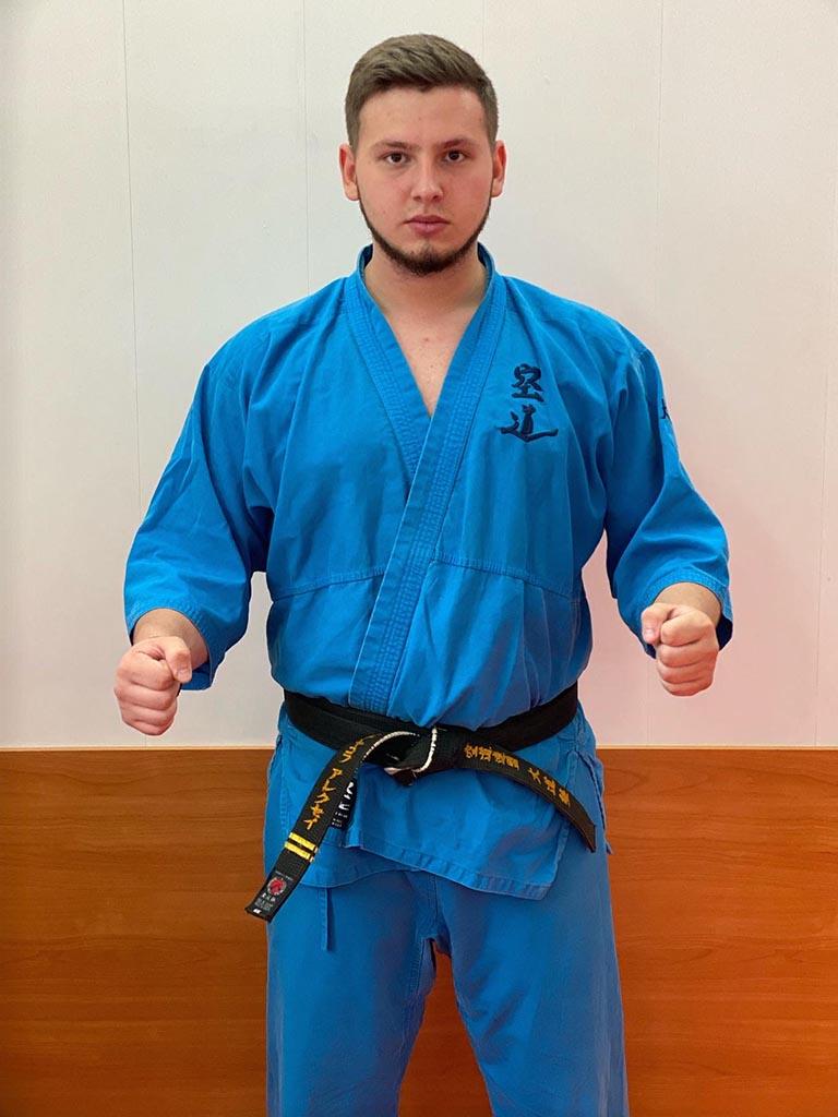 Истяков Андрей Алексеевич